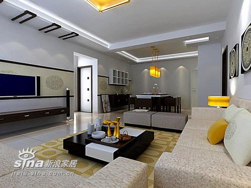 中式 三居 客厅图片来自用户2737751153在芙蓉家园158的分享