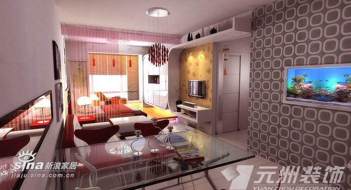简约 一居 客厅图片来自用户2739081033在简约64的分享