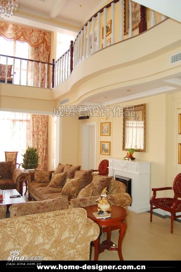 其他 复式 客厅图片来自用户2737948467在密云沿湖小区85的分享