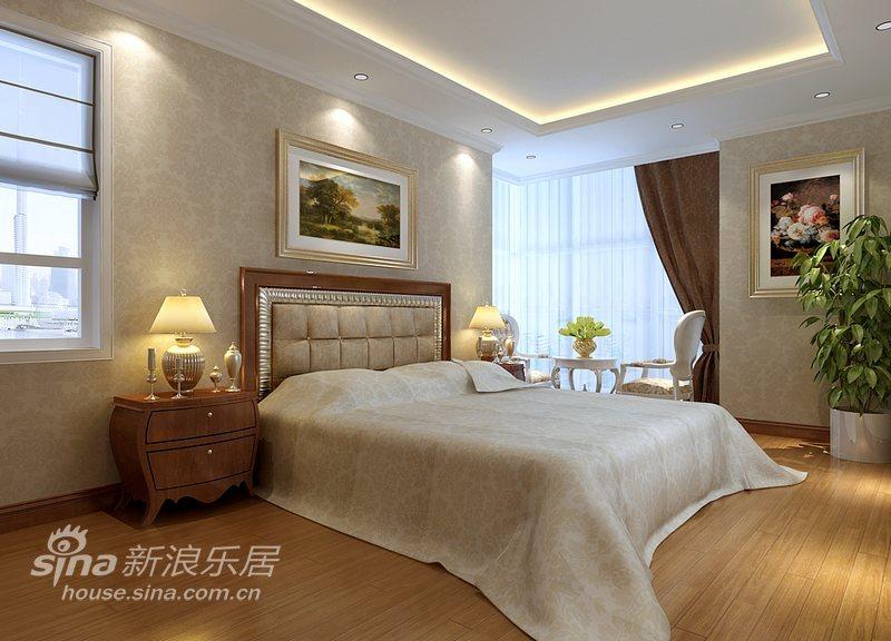 欧式 复式 卧室图片来自用户2557013183在低调奢华复式62的分享