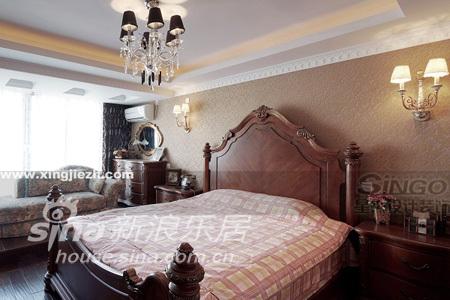 欧式 别墅 卧室图片来自用户2746869241在欧洲阳光花城50的分享