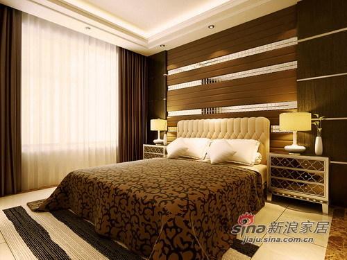 简约 三居 卧室图片来自用户2738820801在白领5.9万省钱装101平 这是一个神奇小窝37的分享