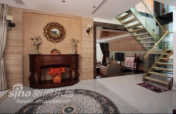 中式 别墅 客厅图片来自用户2757926655在万科蓝山17的分享