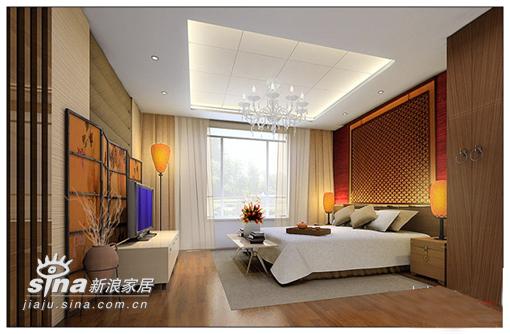 简约 二居 卧室图片来自用户2557010253在方庄6号BCGH户型设计鉴赏16的分享