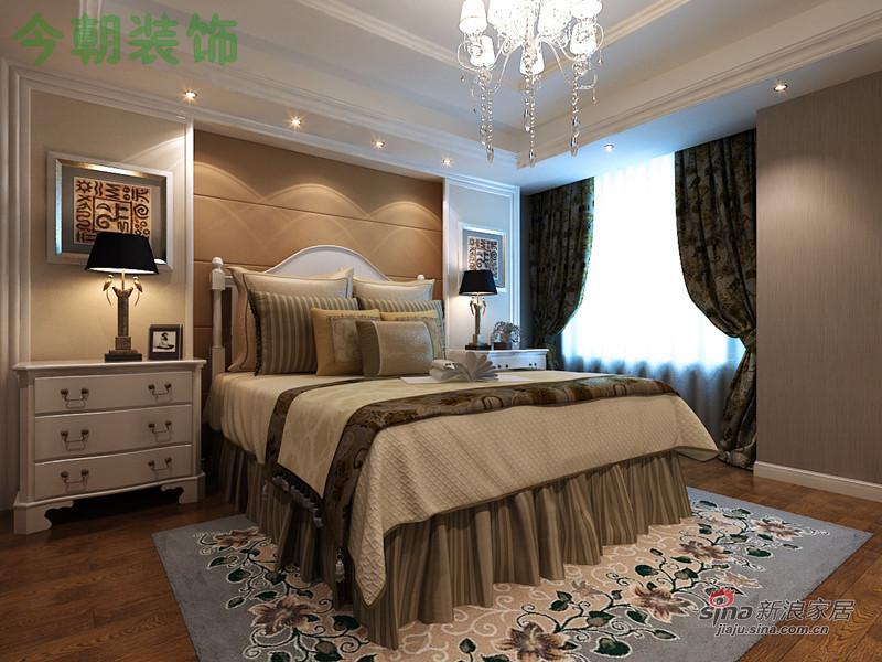 美式 三居 卧室图片来自用户1907685403在美式或欧式 舒服就好67的分享