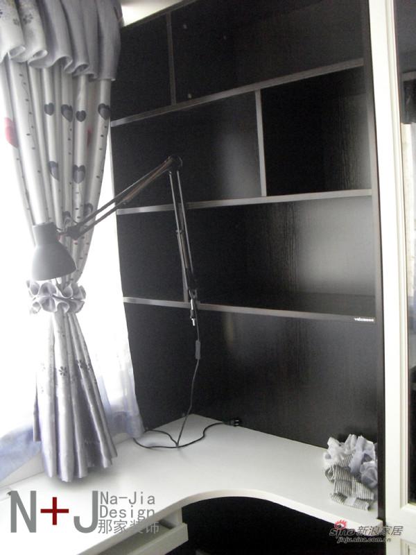 卧室小书房