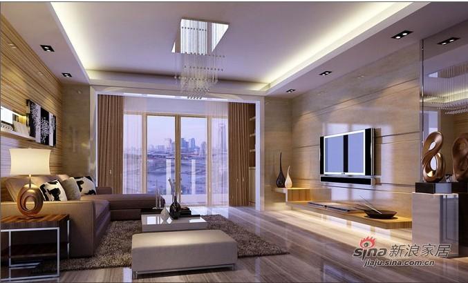 简约 四居 客厅图片来自用户2739153147在现代简约风格38的分享