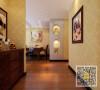 雍和家园简欧风格两居室