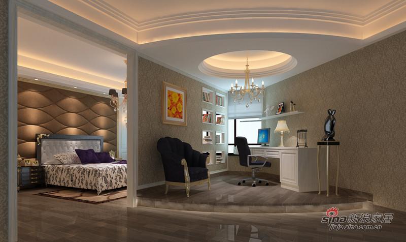 简约 二居 卧室图片来自用户2737735823在108平中信豪华公寓68的分享