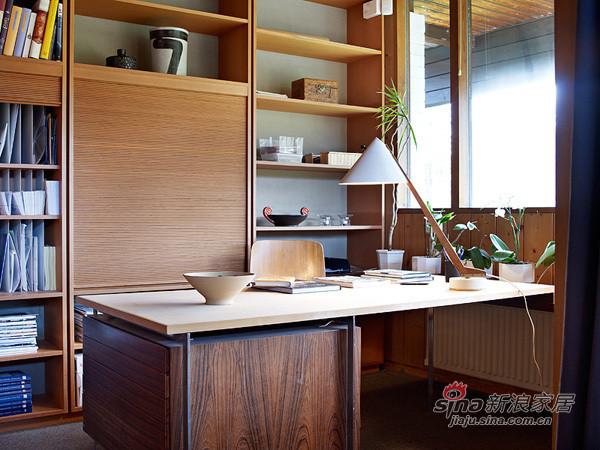 书房的光线,小横板的写字桌