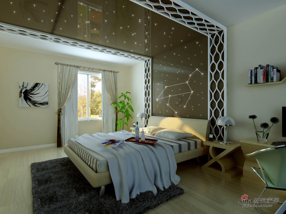 简约 复式 卧室图片来自用户2738820801在我的专辑715839的分享