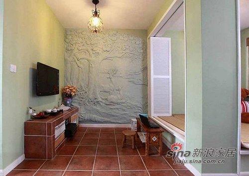 混搭 一居 客厅图片来自用户1907691673在50平老房华丽惊变两房两厅10的分享