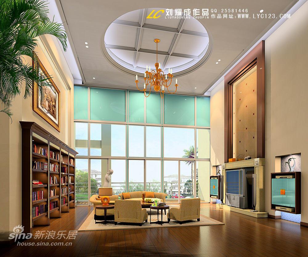 豪华大气欧式别墅设计