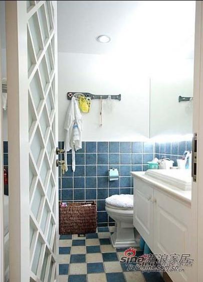 地中海 二居 卫生间图片来自用户2756243717在省钱小夫妻7万装修89平方清爽2居室81的分享