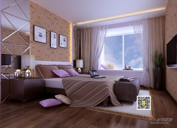 北京新天地卧室效果图