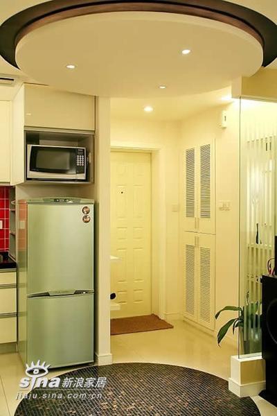简约 二居 客厅图片来自用户2738093703在6万装修的温馨两居23的分享
