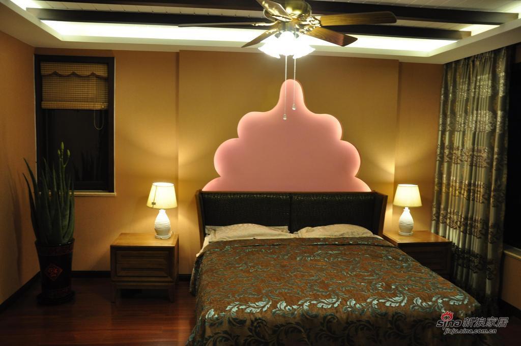 新古典 别墅 卧室图片来自用户1907664341在我的专辑578834的分享