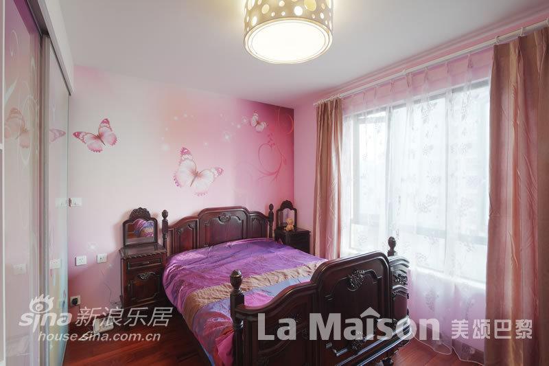 简约 二居 卧室图片来自用户2738820801在美颂巴黎现代简约48的分享