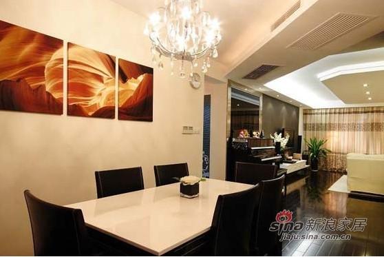 简约 一居 餐厅图片来自用户2738093703在13万装127平时尚简约风87的分享