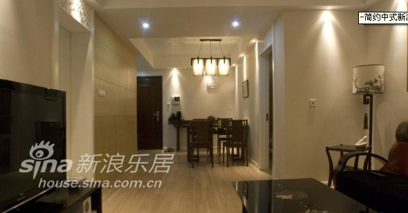 简约 二居 客厅图片来自用户2557979841在大炎演绎-现代简约28的分享