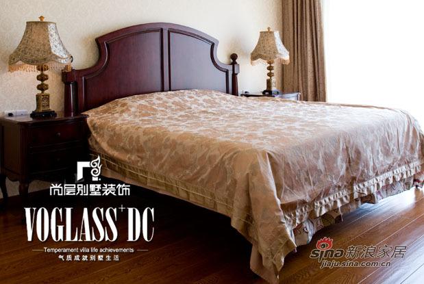 混搭 别墅 卧室图片来自用户1907691673在富力湾别墅390平米混搭之风19的分享