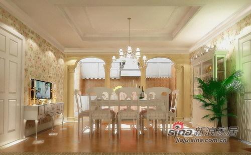 欧式 别墅 客厅图片来自用户2772856065在国际花园400㎡独栋英式古典范儿25的分享