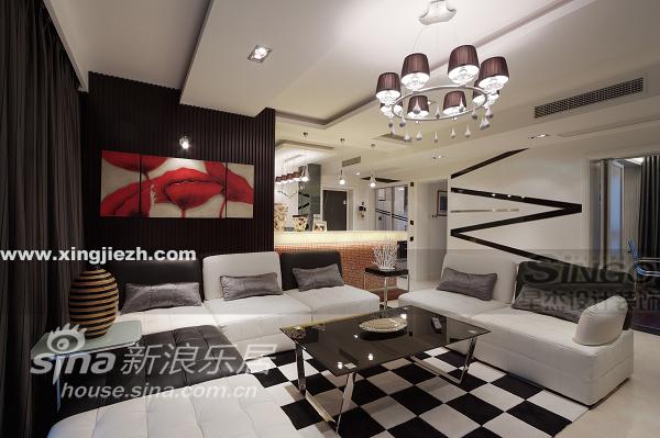 简约 三居 客厅图片来自用户2738813661在愚园公寓72的分享