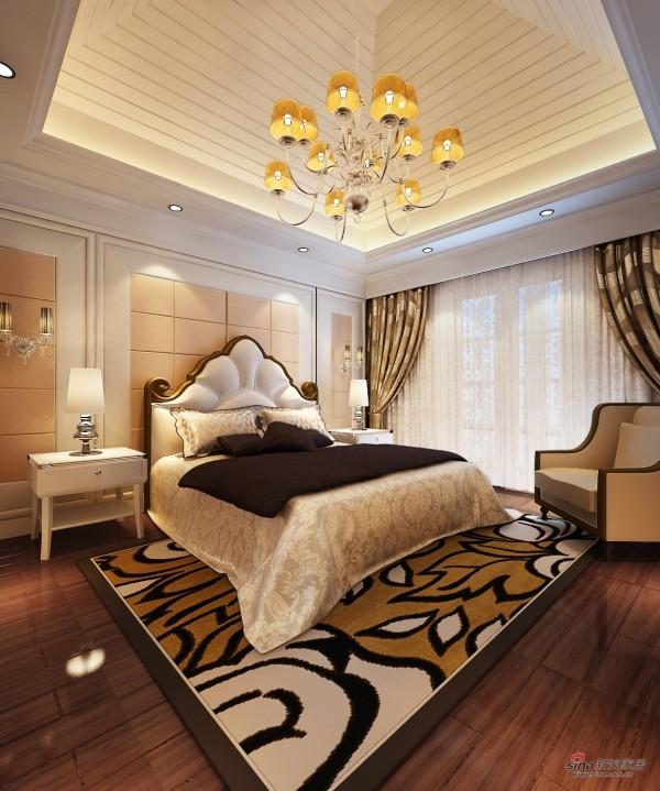 简欧风格 卧室