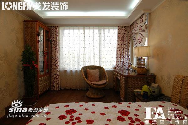 其他 别墅 卧室图片来自用户2558757937在坐拥北京畅享美式家园51的分享