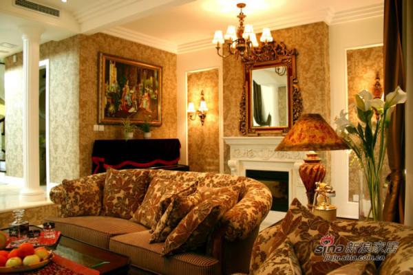 简约 四居 客厅图片来自用户2737950087在9.8万装209平混搭新居19的分享