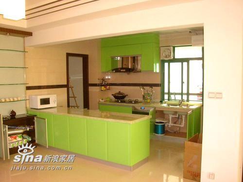 其他 其他 厨房图片来自用户2557963305在44款家居样板间 打造居室的时尚轻松氛围(续3)63的分享