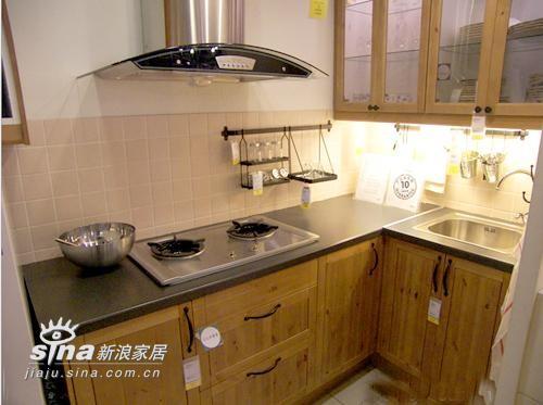小户型厨房布置方案