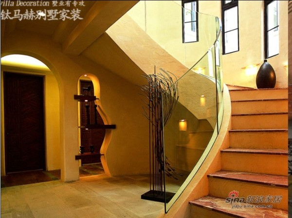 楼梯空间设计