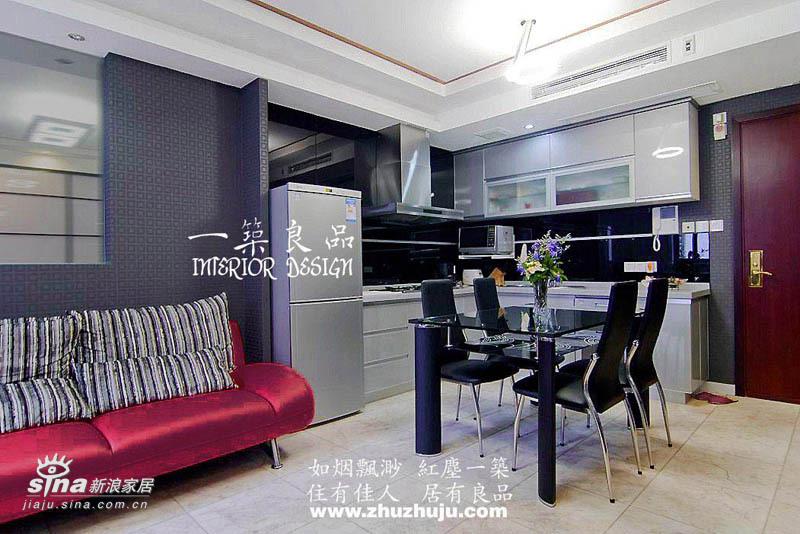 简约 一居 餐厅图片来自用户2739378857在37平米小空间大魔术35的分享