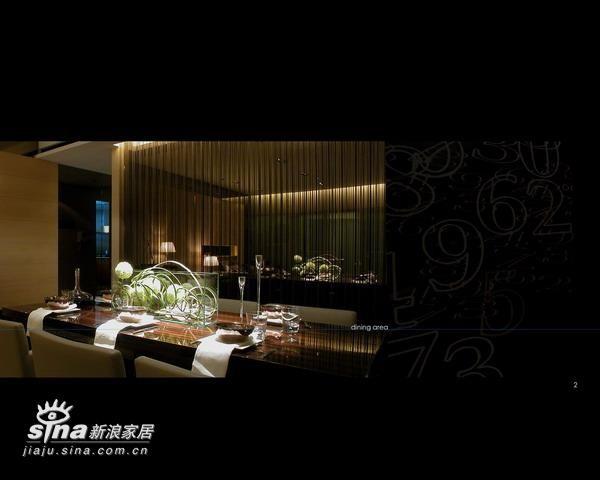 其他 跃层 餐厅图片来自用户2771736967在梁作天早期作品二33的分享