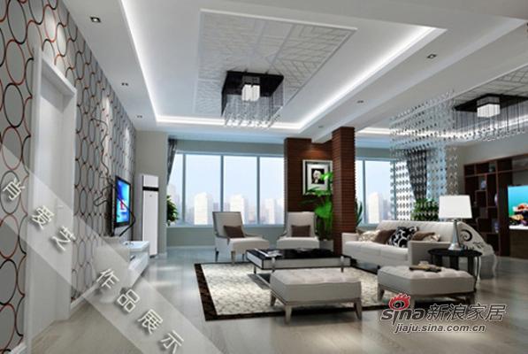 简约 复式 客厅图片来自用户2739378857在我的专辑937078的分享