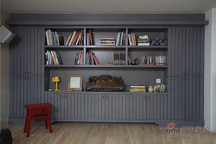 现代 三居 书房图片来自用户1907684993在12万装混搭时髦夫妻大3居40的分享