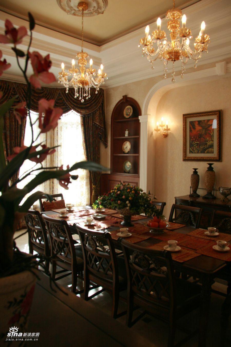 其他 别墅 餐厅图片来自用户2557963305在龙熙顺景73的分享