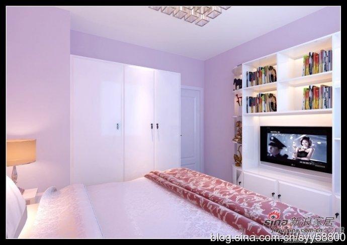 简约 二居 卧室图片来自用户2557010253在我的专辑694634的分享