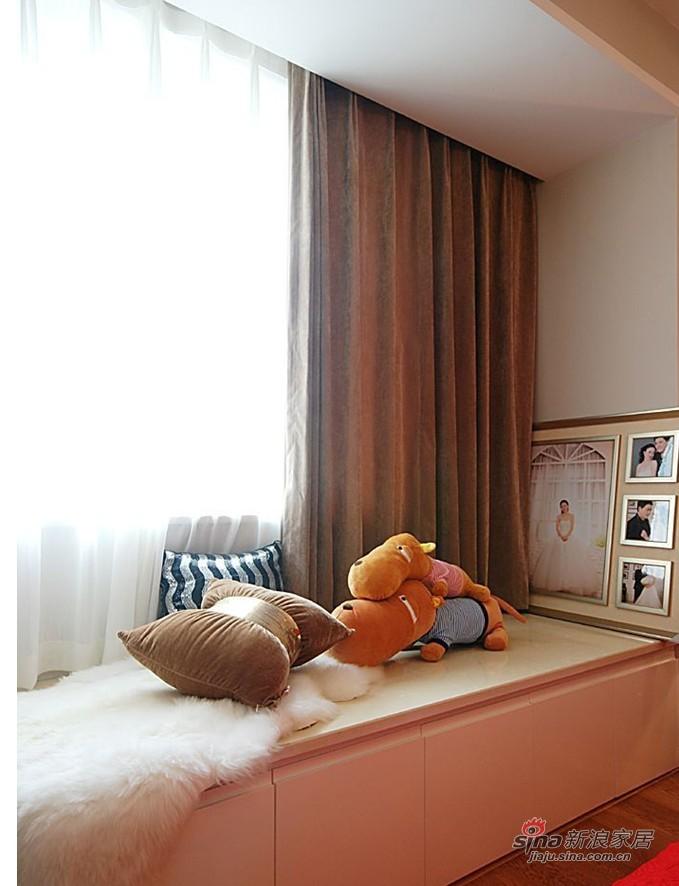 简约 三居 卧室图片来自用户2738820801在12万两房一厅可爱温馨三口之家91的分享
