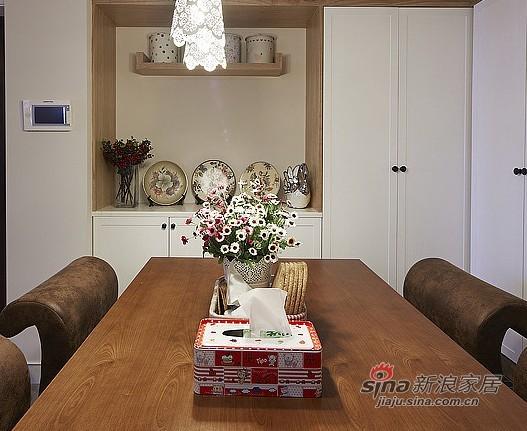 简约 二居 餐厅图片来自用户2737786973在小两口12万打造90平华丽新家67的分享