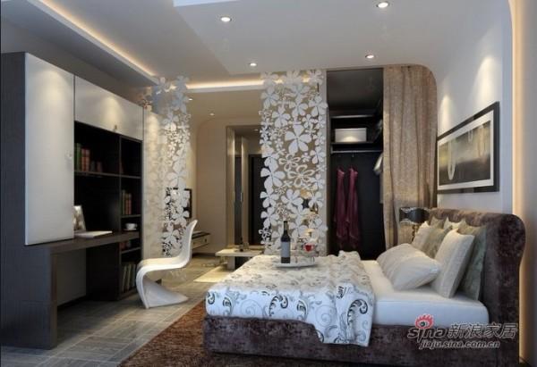 简约 一居 客厅图片来自用户2557010253在4万装56平时尚简约实用零居室10的分享