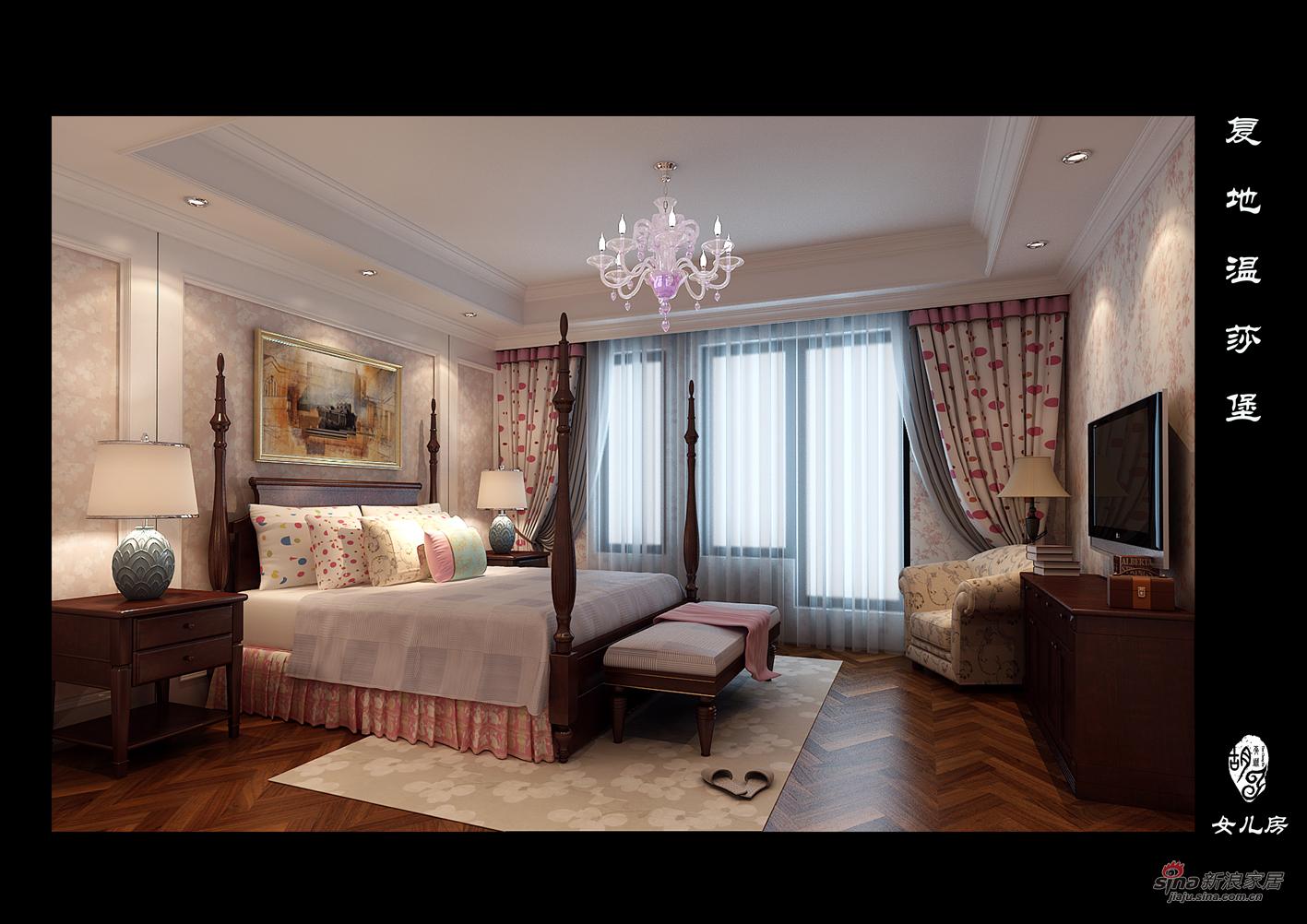欧式 别墅 客厅图片来自用户2746889121在别墅装修设计效果图70的分享