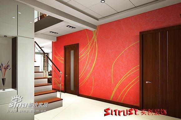 简约 一居 楼梯图片来自用户2556216825在怀柔镜春园复式33的分享
