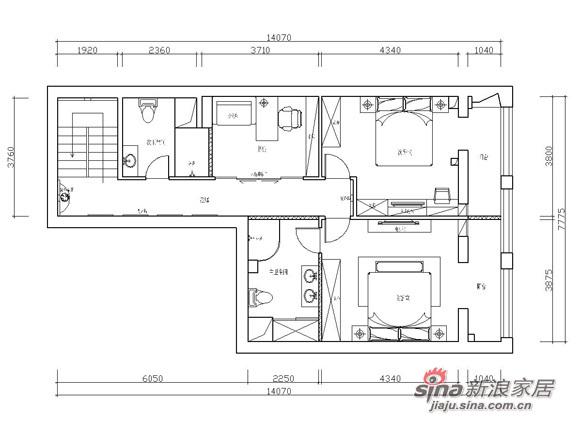 中式 别墅 其他图片来自用户1907662981在新中式风格缔造200平米别墅稳重大气71的分享