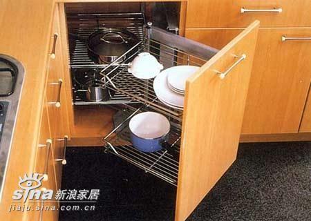 厨房样板间05