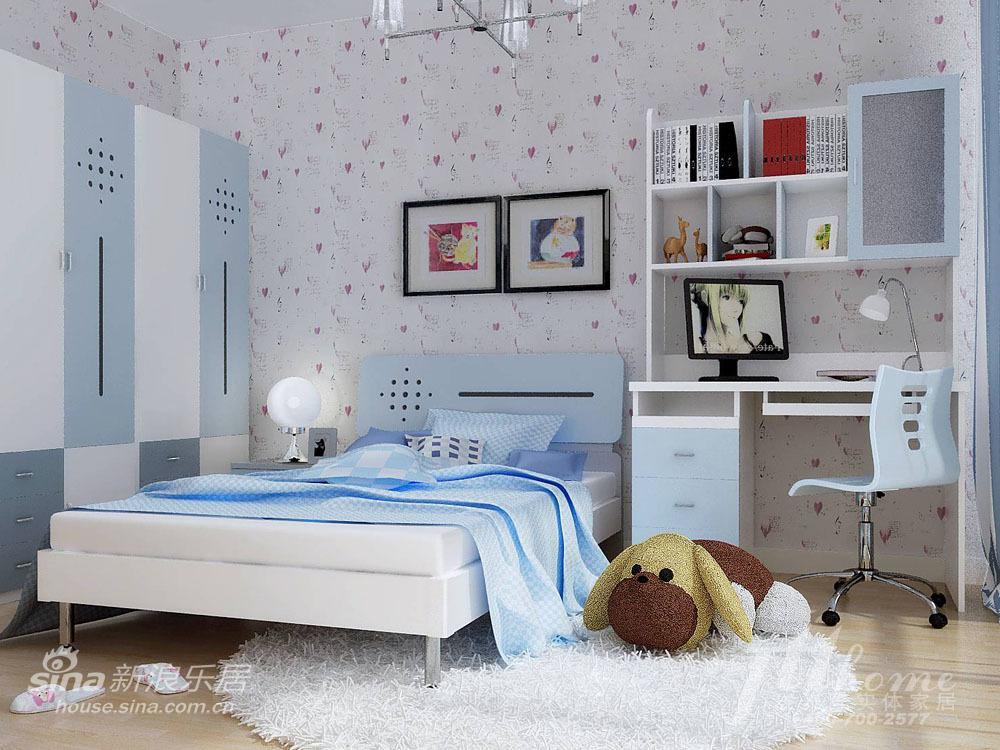 简约 三居 儿童房图片来自用户2737786973在简约时尚的家居风格46的分享