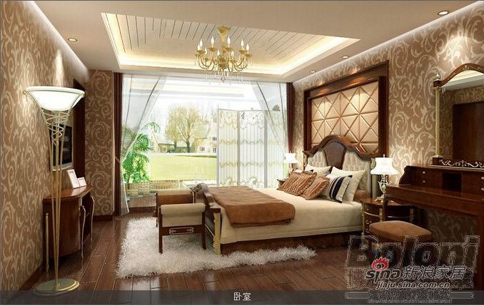 欧式 二居 卧室图片来自用户2772873991在金领欧式二居80的分享