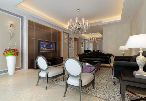 实用家装现代城/四居室古典欧式设计图片