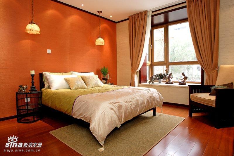 欧式 跃层 卧室图片来自用户2745758987在欧式样板间65的分享